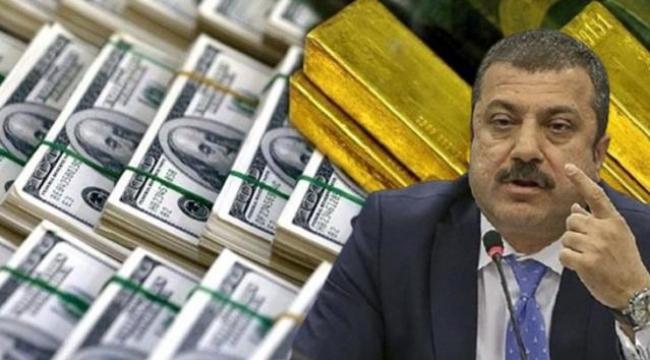 128 milyar dolar' iddiasına yanıt veren Kavcıoğlu, Türkiye'nin altın ve döviz rezervini açıkladı