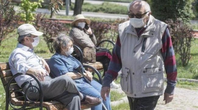 65 yaş üstü kararı tepki çekti! Aşılamaya rağmen kısıtlamaya dahil edildiler