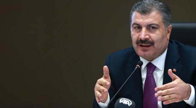 Bakan Koca: Ek tedbirler konusunda alternatifli önerileri Kabine toplantısında sunacağız