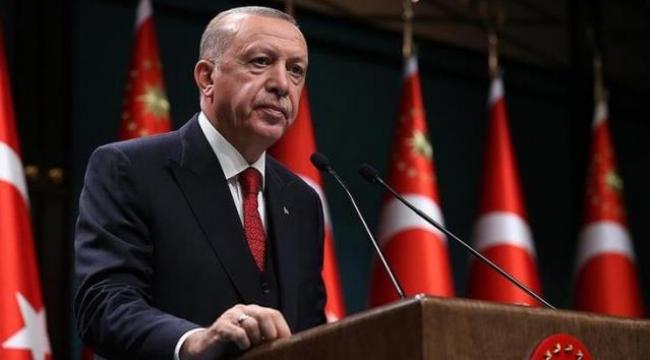Cumhurbaşkanı Erdoğan: Ramazan ayının ilk iki haftasında kısmi kapanmaya geçilecek