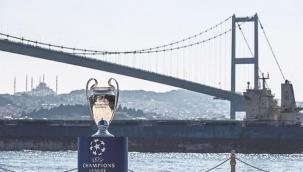 2023'te yapılacak Şampiyonlar Ligi finaline İstanbul ev sahipliği yapacak