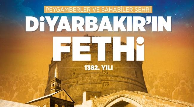 AGD MGV den Diyarbakır'ın Fethi Açıklaması
