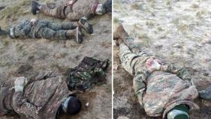 Azerbaycan ordusu, mayın döşeyen Ermeni askerleri esir aldı! Sınırda sıcak saatler yaşanıyor