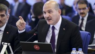 Bakan Soylu'dan toplumsal olaylarda kayıt yasağı açıklaması: Emniyet genelgesi Anayasa'ya aykırı değil