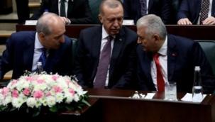Cumhurbaşkanı Erdoğan'dan Numan Kurtulmuş ve Binali Yıldırım'a yeni görev! Başkanlık katı hazırlanıyor