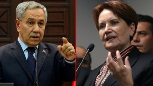 Eski Başbakan Yardımcısı Bülent Arınç'tan Meral Akşener için dikkat çeken sözler