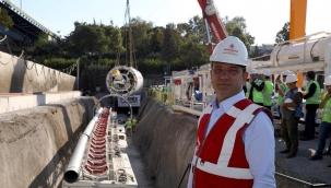 Finansman için görüşmeler başladı! İstanbul'a yeni bir metro hattı daha geliyor