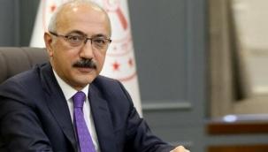 Hazine ve Maliye Bakanı Lütfi Elvan: Uzaktan çalışma yaygınlaşacak