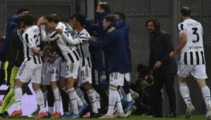 İtalya Kupası finalinde Juventus, Atalanta'yı 2-1 mağlup ederek şampiyon oldu