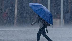 Meteoroloji tek tek illeri sayıp uyardı! Yağışlar fena geliyor