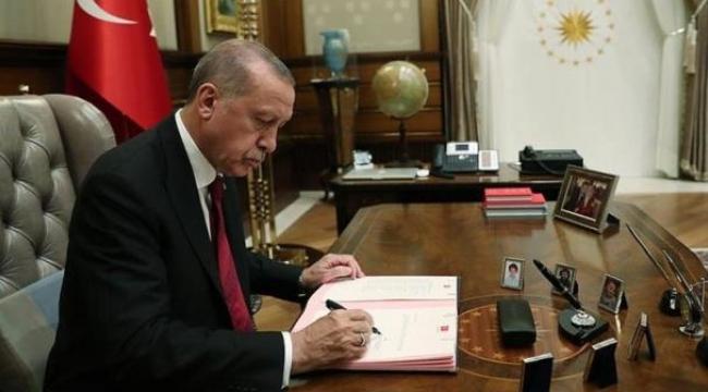Resmi Gazete'de yayımlandı! Cumhurbaşkanı Erdoğan HSK'ya 4 üye atadı