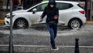 Şemsiyeleri hazırlayın! Cumartesi günü İstanbul dahil 44 ilde gök gürültülü sağanak yağış görülecek