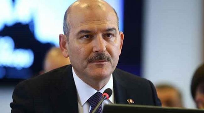 """Soylu o gazeteyi hedef aldı: Sedat Peker'e de """"Bir mafya pisliği"""" dedi"""