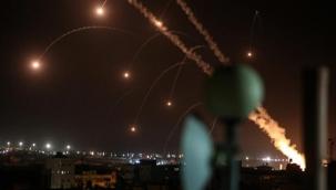 Suriye'den İsrail tarafına 3 roket atıldı
