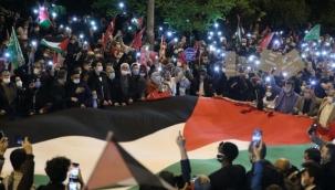 Türkiye ve Filistin omuz omuza!