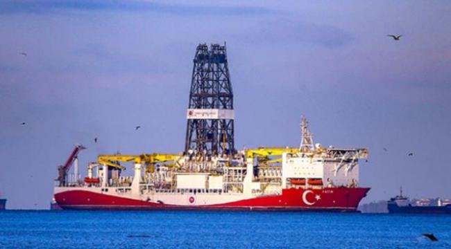 135 milyar metreküplük doğal gaz keşfinin değeri 25-28 milyar dolara tekabül ediyor