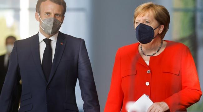 Angela Merkel: Türkiye'ye bağımlıyız