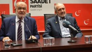 Oğuzhan Asiltürk'ün kongre hamlesine Saadet Partisi'nden itiraz: Karamollaoğlu öncülüğünde çalışmaya devam edeceğiz