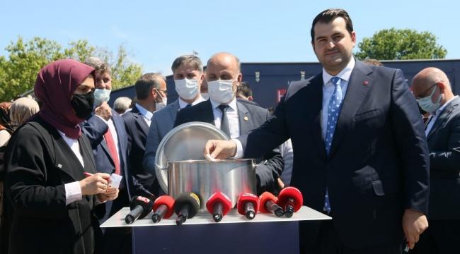 Saadet istanbul'dan geçim ittifakı basın aciklamasi