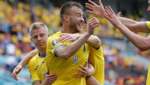 Ukrayna, Kuzey Makedonya'yı 2-1 mağlup etti