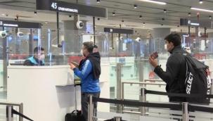 Yurtdışından gelen yolcular için PCR negatif zorunluluğu getirildi