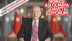 Cumhurbaşkanı Erdoğan, Kurban Bayramı için video mesaj yayınladı