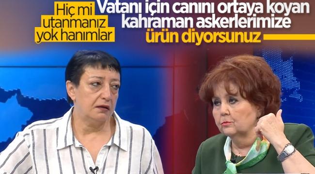 Halk TV'de Türk askerinden 'ürün' olarak bahsedildi