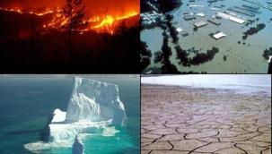 Küresel ısınma nedeniyle her yıl 5 milyon insan ölüyor