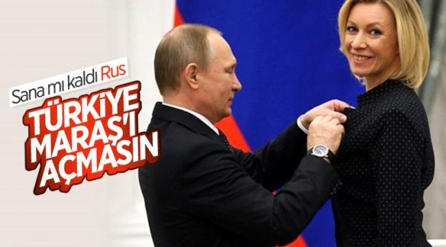 Rusya'dan Türkiye'nin Maraş açılımına tepki