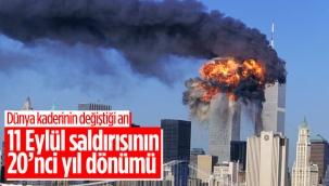 11 Eylül saldırısının 20'nci yıl dönümü