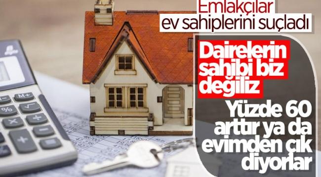 Kocaeli'de kiracılara 'Ya yüzde 60 arttır, ya da evimden çık' baskısı