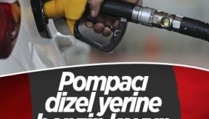 Yargıtay'dan yanlış konulan yakıt kararı