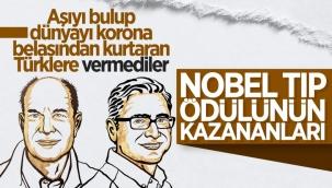 2021 Nobel Tıp Ödülü sahibini buldu