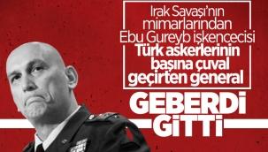 Çuvalcı general' ABD'li komutan Odierno kanserden öldü