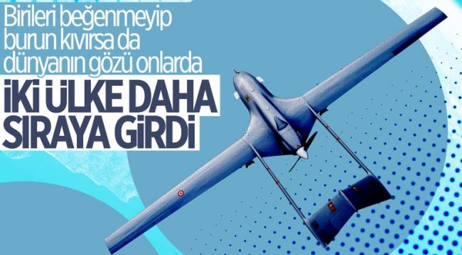 Etiyopya ve Fas SİHA almak için Türkiye'ye başvuru yaptı