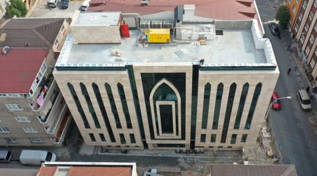 İsmetpaşa Mahallesi'nde İnşa Edilen Nene Hatun Kültür Merkezi Yakında Hizmete Giriyor
