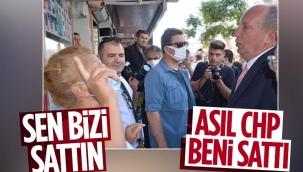 Muharrem İnce: Beni CHP sattı