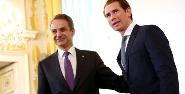 Avusturya Başbakanı Kurz, Cumhurbaşkanı Erdoğan'ı hedef aldı: Baskı ve şantajlarına boyun eğmemeliyiz