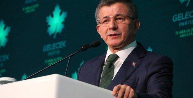 Davutoğlu: Hakan Şükür, FETÖ'nün siyasi ayağıydı