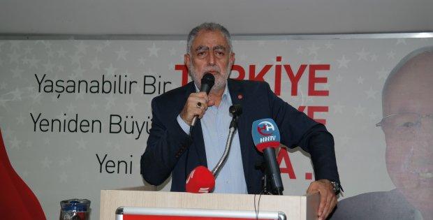 Saadet Partisi istanbul Büyük Şehir Belediye Başkanı Adayı Canlı Yayında Konuşuyor