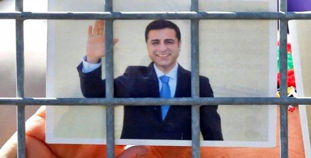 Selahattin Demirtaş, HDP kongresine katılım çağrısı yaptı: Merak etmeyin, biz de orada olacağız