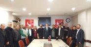 Aydoğan Basın Mensupları İle Kahvaltıda Buluştu