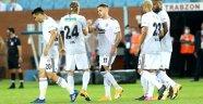 Beşiktaş, deplasmanda Trabzonspor'u 3-1 mağlup etti