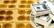 Cumhurbaşkanı Erdoğan'ın bugün açıklayacağı müjde öncesi dolar ve altında sert düşüş yaşanıyor