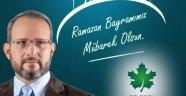 Gelecek Partisi sultangazi ilçe başkanı Ramazan Altan Dan Bayram mesajı