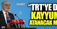 Karamollaoğlu;