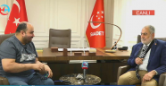 Saadet Partisi İBB Başkan Adayı HHTV de Seçim Özel Programının Konuğu Oldu
