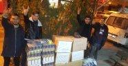 Sultangazi'den Elazığ a Yardımeli
